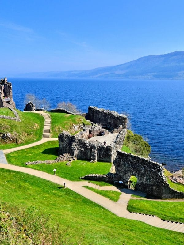 Loch Ness and Highlands